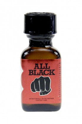 Poppers All Black 24ml