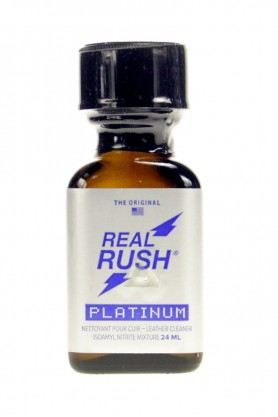 Poppers real rush platinum...