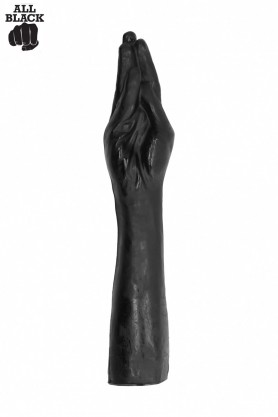 Gode All Black fucker (37 cm) - Pink Monkey