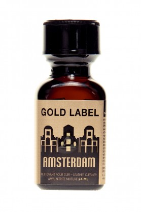 Poppers Amsterdam Gold...