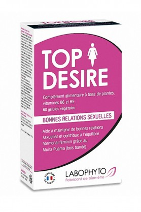 TopDesire (60 gélules) -...
