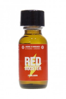 Poppers Red Booster 25ml
