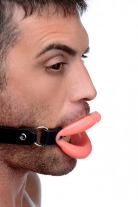 Ouvre bouche Sissy Mouth...