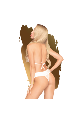 Perfect lover Body - Blanc