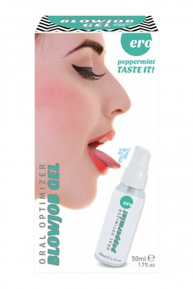 Gel oral optimizer blowjob...