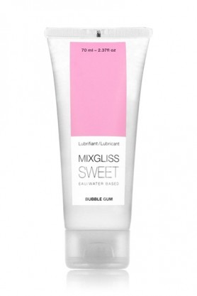 Mixgliss eau - Sweet Bubble...