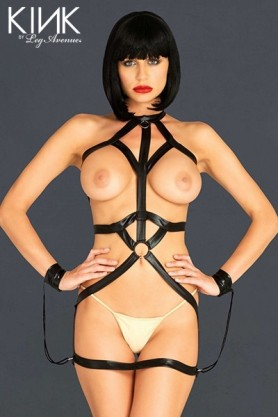 Robe Bondage Body Harness