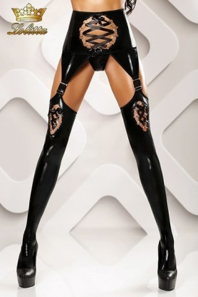 Horny - Collants ouverts...