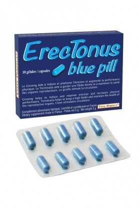 Erectonus Blue Pills (10...